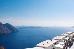 San Antonio Hotel, Santorini, Greece