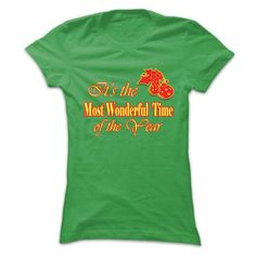 Most Wonderful Time of Year Christmas T-Shirts, Hoodies (19$ ==►► Shopping Here!)