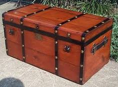 steamer trunk - Google Search