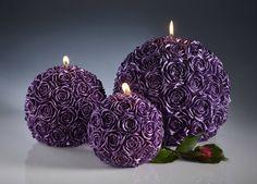 Rose Candles : Accesorios y decoración de Amelia Candles