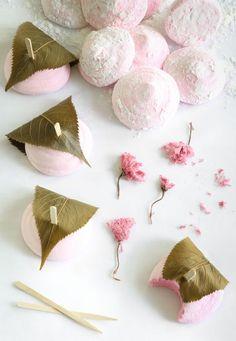 (791) Strawberry Sakura Marshmallows