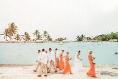 Bridal party - Fiji wedding - Naviti resort wedding - destination wedding - fairy tale - Samantha wills jewellery - kama catch me photography. - http://thebabushkaballerina.com.au - http://www.samanthawills.com.au  http://www.kamacatchme.com/ari-and-willy-naviti-resort-fiji-wedding