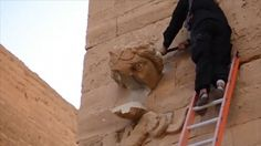 isis destroying artifacts - Google Search