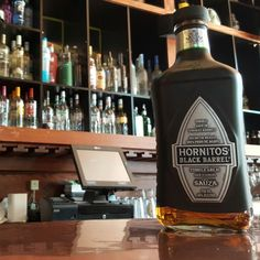 Hornitos Black Barrel Tequila #agavekitchen #supbeautiful