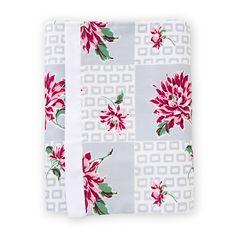 Tin Can Bay Tablecloth- Large