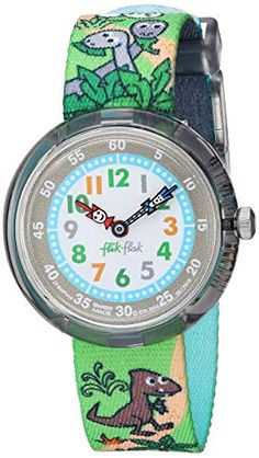 Find best price for Flik Flak Kids' Funny Hours Quartz Polyester Strap, Grey, 14 Casual Watch (Model: ZFBNP048). Explore our Boys Fashion section featuring new #shopping ideas of the best collection of #BoysFashion #BoysWatches and #fashion products online at #Jodyshop Marketplace.