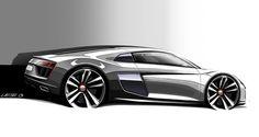 Automotive Design | Audi R82015
