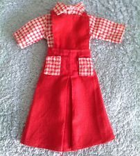 SINDY 'GINGHAM GIRL' outfit 1980 Ref 44075