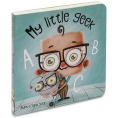 ABC Geek Book.