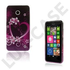 Westergaard (Hjerte & Blomster) Nokia Lumia 630 / 635 Cover