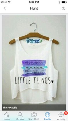 e7973abca3 Cute Crop Tops, Summer Crop Tops, Tank Tops, Tanks, One Direction Harry