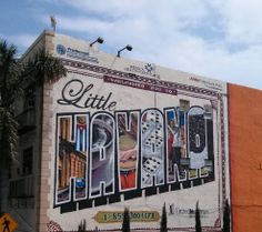 Eat a Cuban Sandwich and watch the old men play dominos in Little Havana, Miami