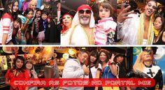 Halloween Party 2016 juntamente com o Vanusa Birthday no Copa Latin da cidade de Kobe (Hyogo).