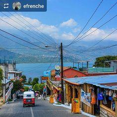 From @efrenche: Have a safe #Election Day #Guatemala! San Juan la Laguna #Lake #Atitlan #ILoveAtitlan #AmoAtitlan #Travel http://OkAtitlan.com