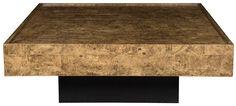 Vanguard Furniture: W328C-NB - Thorndike (Cocktail Table)