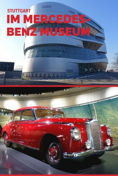 Macht nicht nur Auto-Fans Spaß: das Mercedes-Benz Museum in Stuttgart. #Stuttgart #mercedesbenz #museum