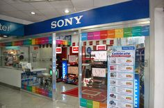 Sony Service Centers in India: Sony Service Center in Delhi