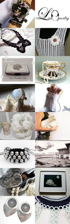 Elegant Etsy Gifts by Olga on Etsy--Pinned with TreasuryPin.com