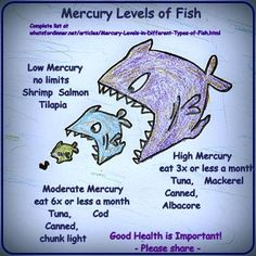 1000 images about nerdology on pinterest beef cuts for Mercury levels in fish chart