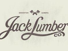 Jacklumber_dribbble by Dustin borowski