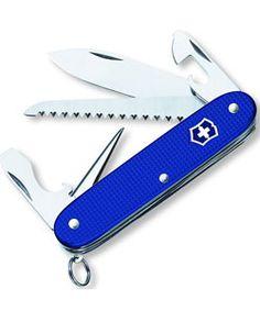 Blue Alox Farmer Swiss Army Knife