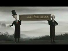 From the hand of the publicists and entertainers Smith and Foulkes, and distilling black humor in abundance, arrives This way up: a brilliant short of animation in which we witness the odyssey in which these two undertakers find themselves managing to bury the body of their most recent client.