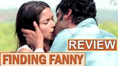 #FindingFanny a beautifully made film without any #Bollywood fuss. Thoroughly entertaining. All the madness aside, there are also deep undertones of hope, love and joy. Watch movie review