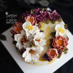 Done by my student from Malaysia  - Buttercream + Beanpaste flower cake (베러 전문가반/Professional class) www.better-cakes.com Plz contact me through LINE or Email. Mailbettercakes@naver.com Linebetter_cake FacebookBetter Cake Kakaotalkbettercake  #buttercream#cake#베이킹#baking#bettercake#like#버터크림케익#베러케이크#cupcake#flower#꽃#sweet#플라워케이크#koreabuttercream#wilton#앙금플라워#디저트#buttercreamcake#dessert#버터크림플라워케이크#flowercake follow#떡케익#koreancake#beautiful#윌튼#instacake#꽃스타그램#앙금플라워떡케익#instaf...