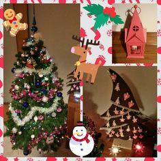 Atmosfera natalizia!