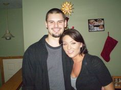 Jayson and his wife Trista