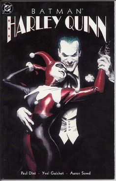 Batman: Harley Quinn - Technically it's not a book but it is a graphic novel. Not only is the cover art lovely but it's a great backstory for Harley!