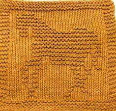 Knitting  Cloth Pattern    SHOW HORSE  PDF by ezcareknits on Etsy