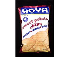Goya Sweet Potato Chips! www.anchorsfoodfinds.com