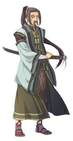 Resultado de imagem para legend of heroes sen no kiseki ii characters