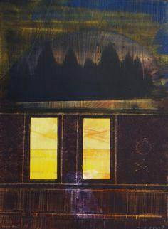 Nocturne IV  -  Max Ernst  1967  German  1891-1976  Max Ernst Museum Brühl des LVR,
