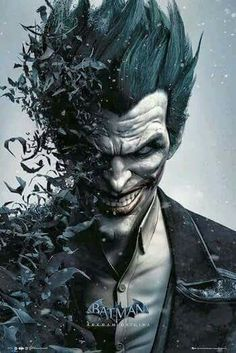 Joker in Batman: Arkham Origins Comic Book Characters, Comic Character, Comic Books Art, Comic Art, Art Du Joker, Der Joker, Batman Arkham Origins, Joker Arkham, Arkham Knight