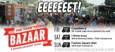 The Food Truck Bazaar has 3 stops on its itinerary this weekend. You hungry? Here it is: FRIDAY August 10 6-9pm: Casselberry City Hall, 95 Triplet Lake Drive, SATURDAY August 11 6-9pm: I-Drive area, World Bowling Center, 7540 Canada Ave, SUNDAY August 12 6-9pm: Orlando Fashion Square Mall behind Dillards. http://www.thedailycity.com/2012/08/the-food-truck-bazaar-weekend-schedule.html #foodtruck #orlando #bazaar #foodtruckbazaar #weekend