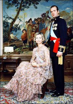 Reyes España Juan Carlos I & Sofia