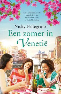 79/52 20171119: Een zomer in Venetië; Een lekker romantisch vlot lezend boek. Je waant jezelf in Venetië.