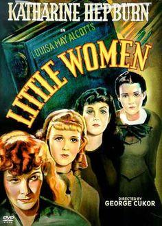 La novela de Louisa May Alcott ha tenido varias versiones cinematográficas. Una en 1934 con Katharine Herpburn y en 1994 con Winona Ryder como Jo.