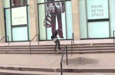 I M World: Justin Bieber Takes an Epic Tumble While Skateboar...