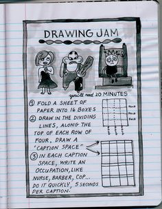 """The Near-Sighted Monkey, Dear Students, Results from our """"Drawn! In 45..."""