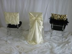 Sanojah's Champagne Bridal Collection