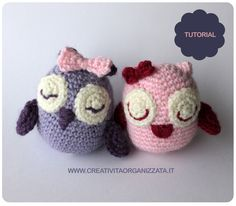 Uncinetto Amigurumi Fai Da Te : 1000+ images about uncinetto on Pinterest Fai da te ...