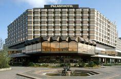 East Germany, Berlin Germany, Berlin Hauptstadt, Hotel Berlin, Dresden, Skyscraper, City, Building, Places