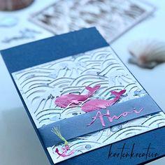 [WERBUNG] für meinen eigenen Blog kartenkreativa.wordpress.com und die Produkte von  Charlie & Paulchen. Manche Produkte wurden mir zur Verfügung gestellt.  #DIY #stempel #stanzen #designpapiere #karten #kartenbasteln #kartenkreativa #ichliebemeinhobby #charlieundpaulchen #kreativkit #maritim #moewenwindundsand #moewe #segelboot #ausschneidebogen #ahoi #whale #poppystamp #wave #spellbinder Memories Box, Penny Black, Hero Arts, Wale, Wordpress, Sailing Boat, Blessing, Die Cutting, Stencils