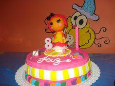 torta lalaloopsy - cumple jaz 8
