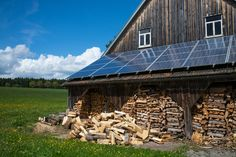 Thinking about adding solar energy to the farm? We have hands down the best Solar Energy Calculator on the Web! The Solar Estimator! Great way to find out all the details and rebates.