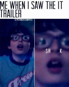 IT cast ➻ imagines - Memes Stranger Things, It Movie 2017 Cast, Horror Movies Funny, Saints Memes, Steven King, It The Clown Movie, Pennywise The Dancing Clown, Im A Loser, Movie Memes