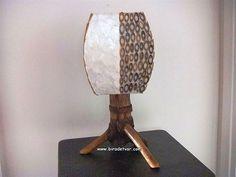 Zek-003 Wood Design Lamp - info@biradetvar.com